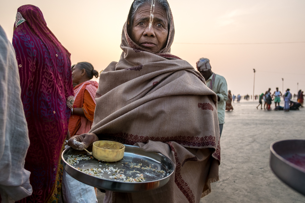 Religious and Ritual Series on the Ganges, India