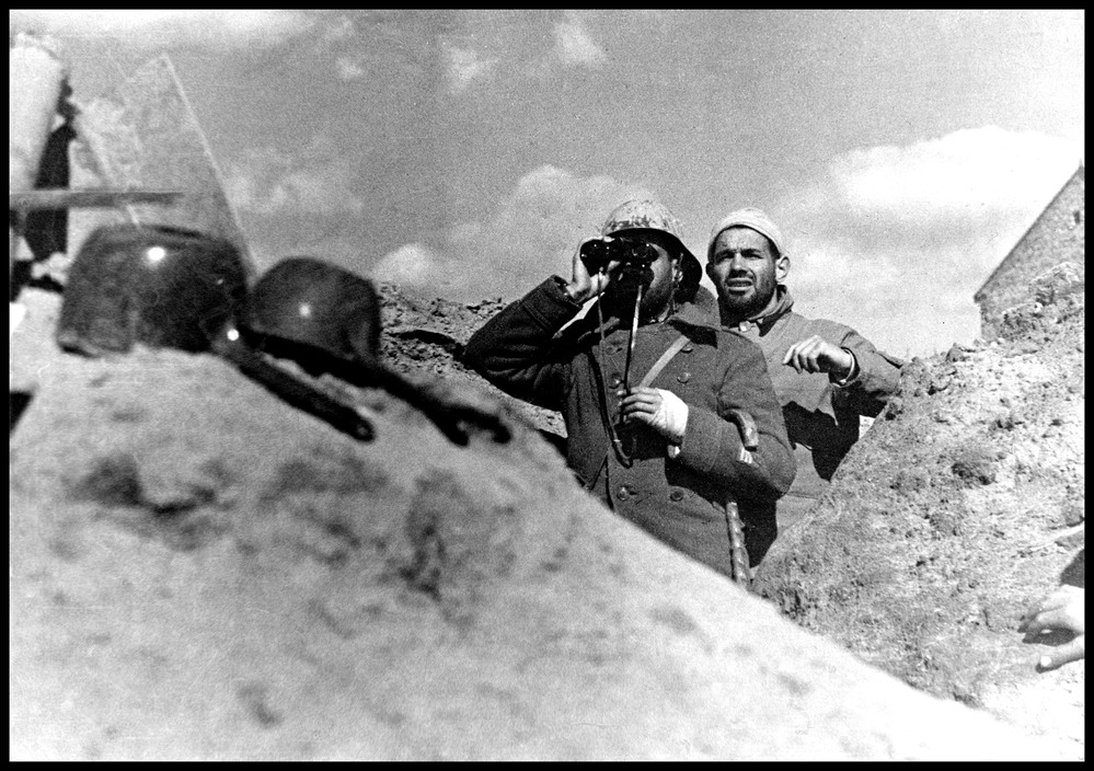 SPAIN. 1936. Spanish Civil War.