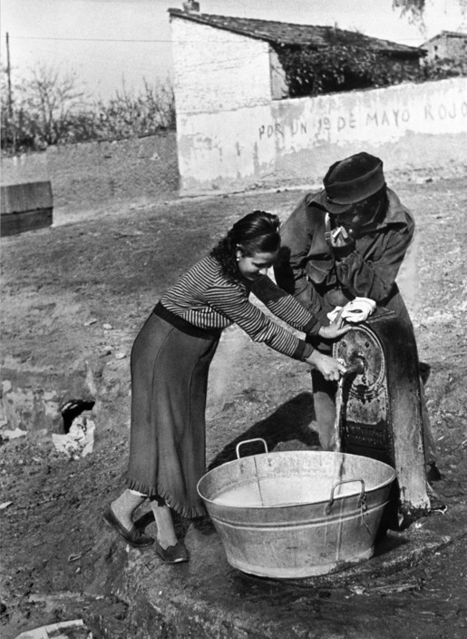 SPAIN. Spanish Civil War (1936-9). ICP 210Madrid. November/December, 1936. Member of the International Brigades.