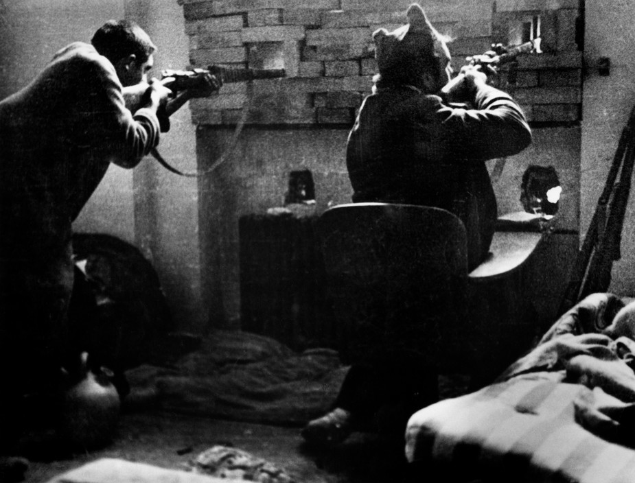SPAIN. The Spanish Civil War.