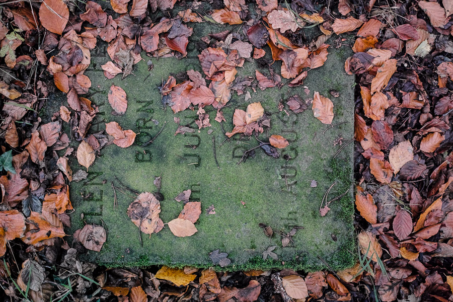 Quaking House Burial Ground