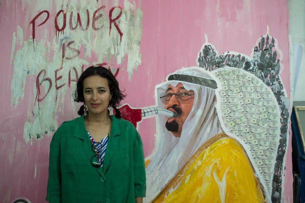 Border Art in Tangier