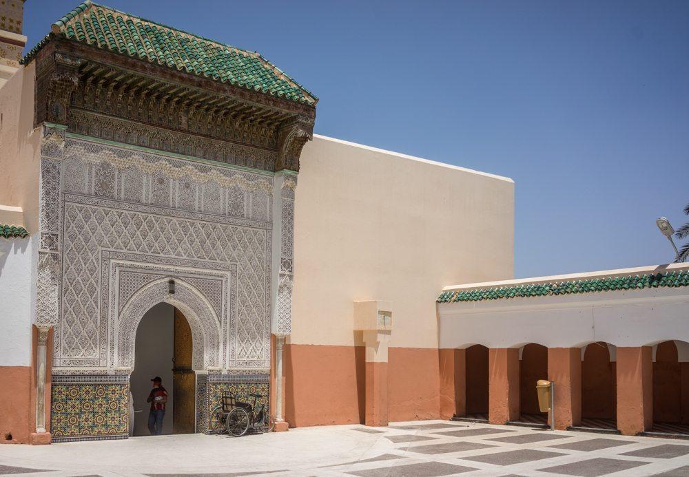 Seven Saints of Marrakesh