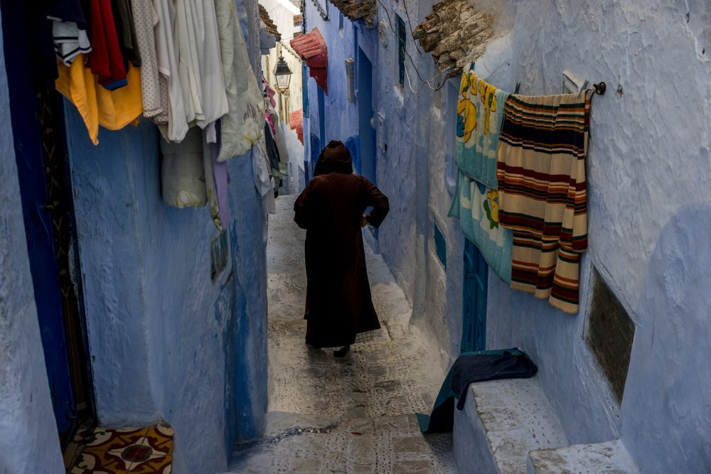 Chefchaouen – Blue City