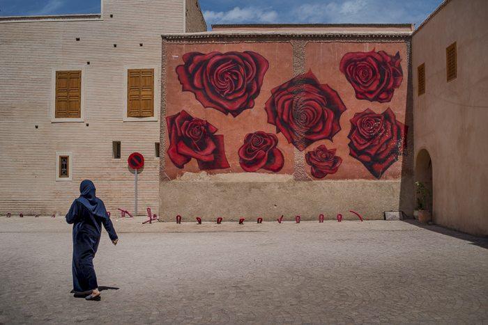 Graffiti Marrakech No 1