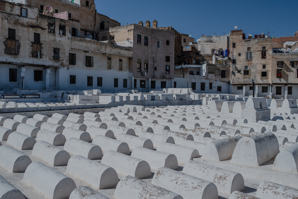 Apostasy, Lalla Soulika and the Jewish Cemetery of Fes