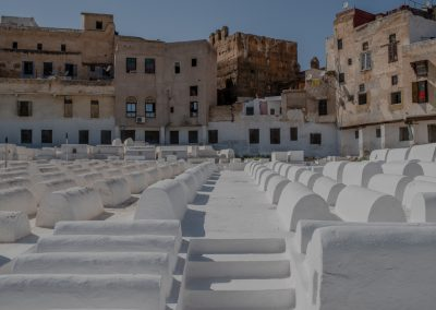Beit HaChaim : The Jewish Cemetery at Fes