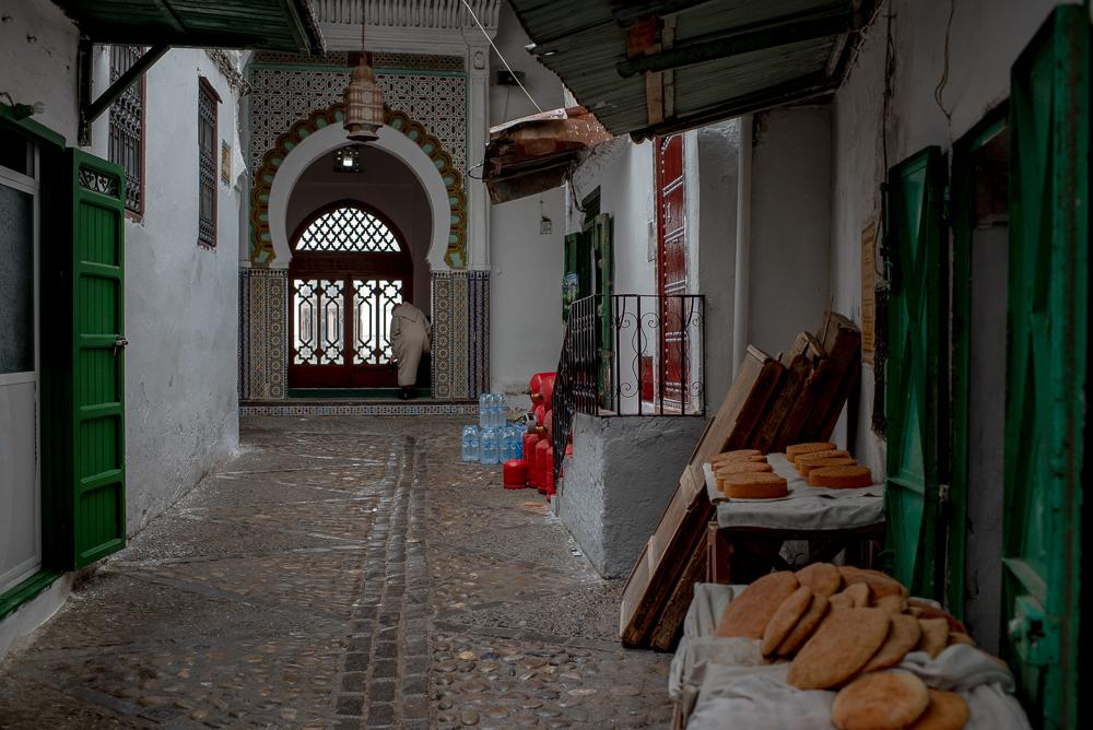 The Medina of Tetouan