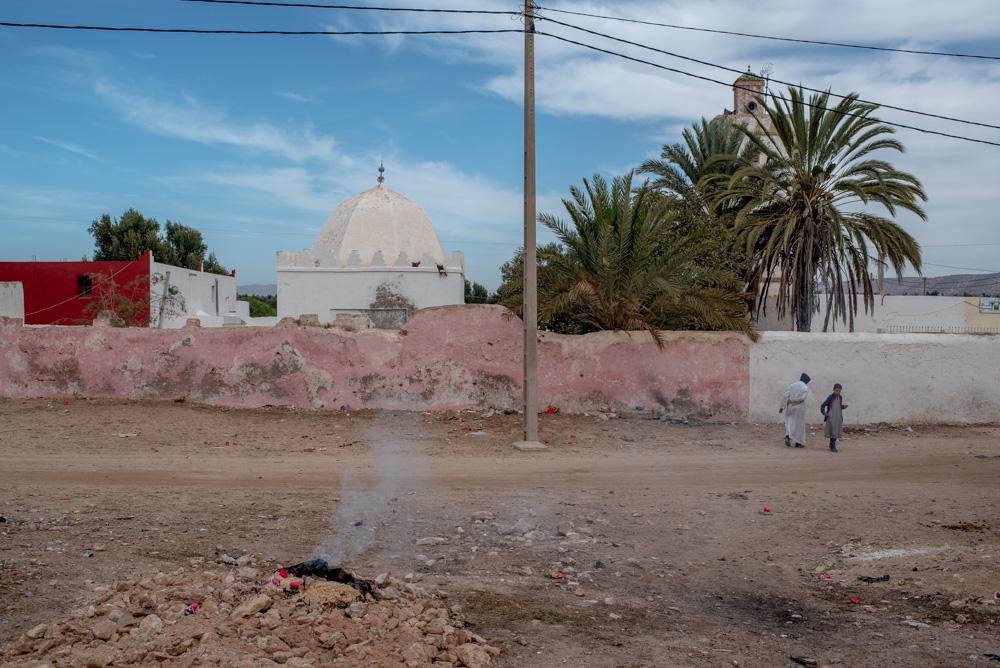 Had Dra : Sidi Ali Ben Mâachou and the End of Regraga