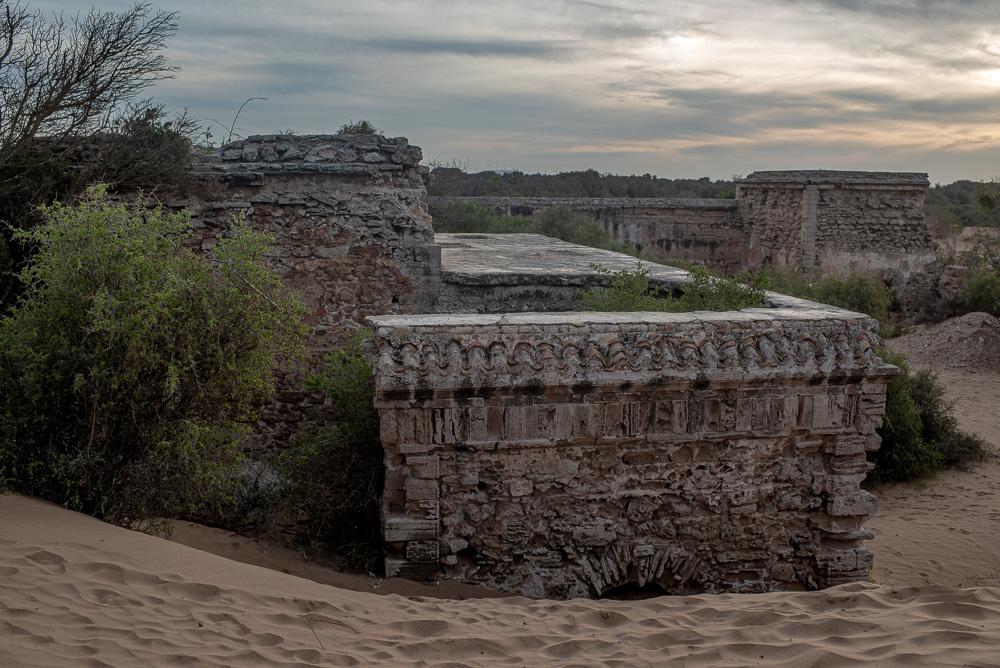 Castles Made of Sand Revisited : Dar Soltane